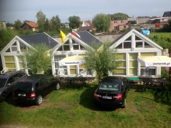 Domki letniskowe Jastarnik