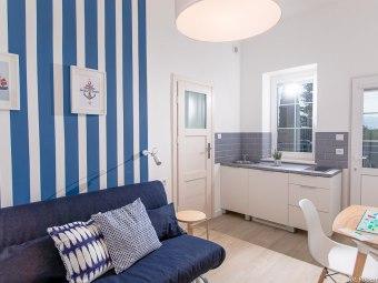 Apartamenty, pokoje i domki Niechorze