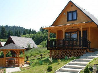 Domek Solina
