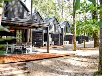 Komfortowe domki Baltic Lodge