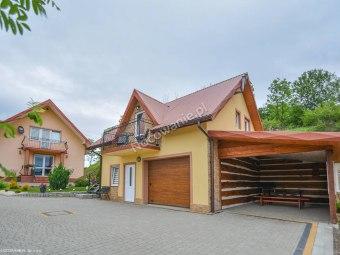 """Domki i apartamenty """"Na Berdzie"""" Zawóz"""