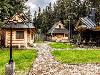 Domki Kościelisko Sywor