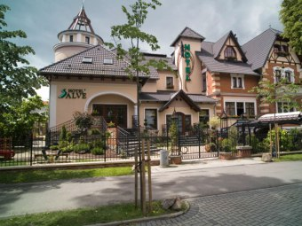 Hotel i Restauracja Salve