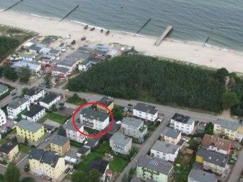 Apartamenty nad morzem
