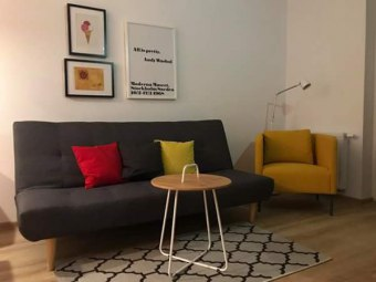 "Apartament ""Żółty""/ ""Gelbes"" Appartement"