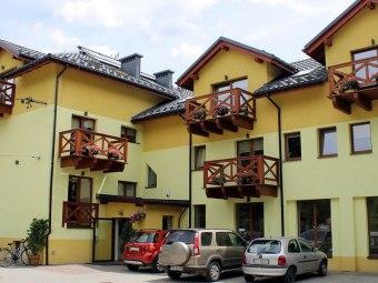 Apartamenty nad Wisłą