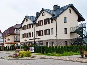 Apartamenty Pod Dębem - 50m od plaży!