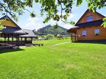 Domki Pod Czołem-Domki w górach Beskidach