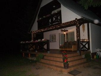 Dom do wynajęcia nad Serwami