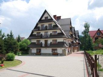 Dom Wypoczynkowy Halina - Biały Dunajec