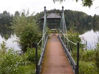 U Zuzannay - dom z jeziorem w Borach Tucholskich