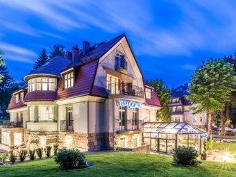 Villa Alina - pensjonat Kotlina Kłodzka