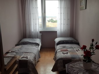 apartament w centrum miasta