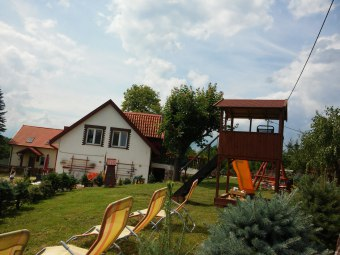 Giżycko - Super dom nad jeziorem dla 1-11 osób!
