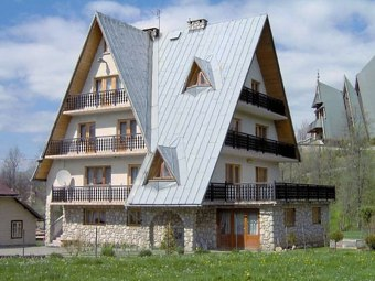 Zakopane Willa i domki Toporówka