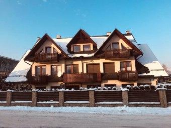 Apartamenty Rohatka