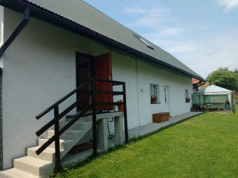 Domki w Bieszczadach