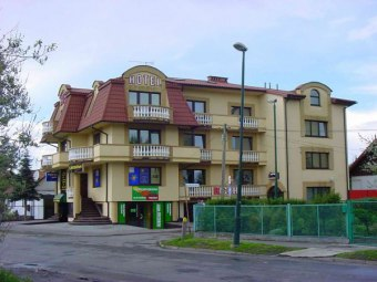 Hotel nad Kamienicą