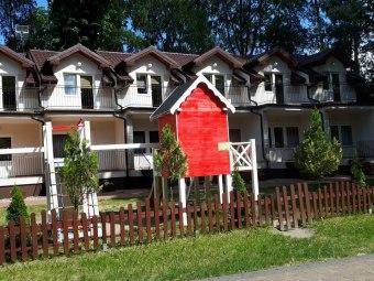Domki i pokoje U Ani - Skorzęcin
