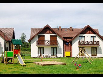Apartament Amarantowy (korty, basen) i Wiktoria