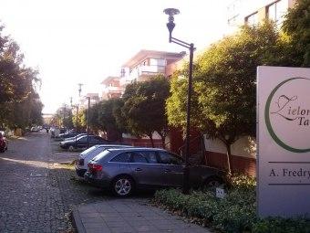 """Apartament """"Żaglowce"""""""