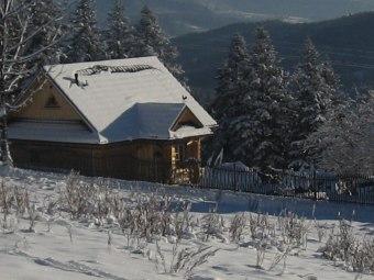 domki i apartamenty simonka na szczycie góry