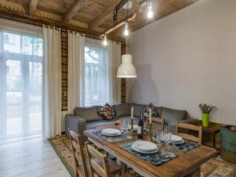 Nowy Apartament centrum 4-7os. Domek Willa Jasna