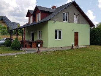 Zielony Dom - Okuninka, Jezioro Białe