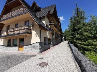 """Apartament Cień Giewontu - Zakopane""""."""