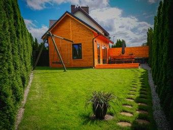 domek do wynajęcia OrangeHouse