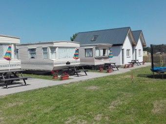 Domki letniskowe i mieszkanie nad morzem