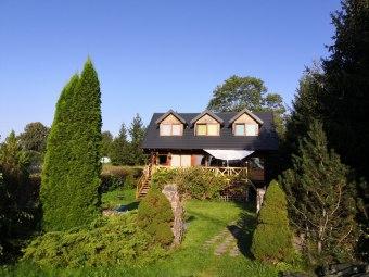 Dom całoroczny z Bala