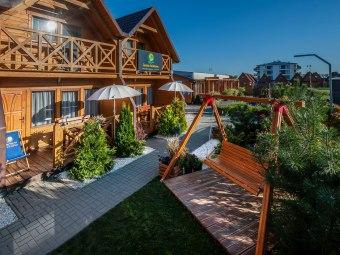 Domki i apartamenty Sunrise-Sarbinowo