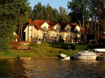Biały Łabędz LUX Apartamenty 50m Od Jeziora[ Film]