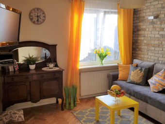 Romantic Old City Gdańsk- apartament z parkingiem