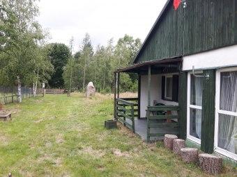 Domek Grzyby Bory Tuch. Bielska Struga