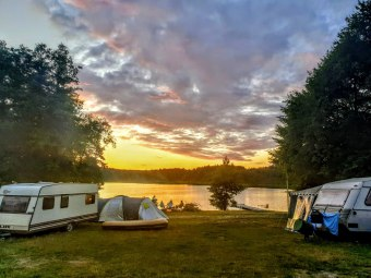 Pole namiotowe Twoje Piaseczno