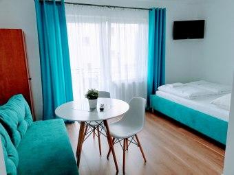 D. W. Julia apartament i pokoje
