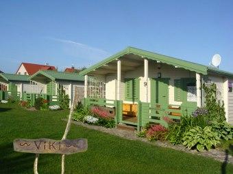 Domki Letniskowe Viki - pokoje gościnne Patio