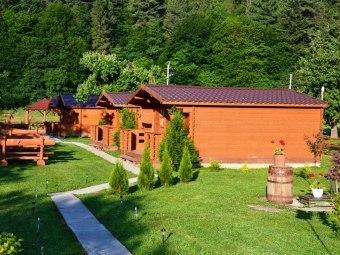 Spokojne Miejsce - wolny domek 19-27 lipca !