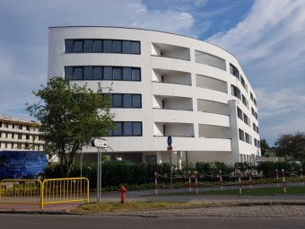 Apartament Bałtycka