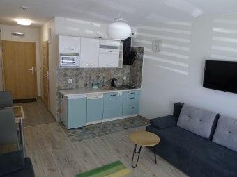 Apartament z miętą