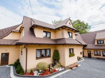 Dom Wczasowy Maria Wrzesień wolne pokoje