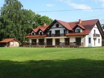 Pensjonal Liliowy Brzeg
