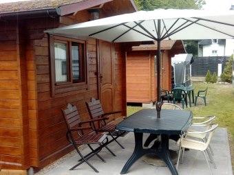 przyczepy campingowe domki BON Turyst.200m plaza