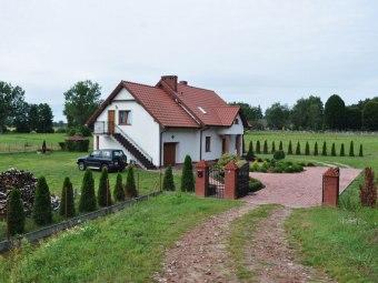 """Agroturystyka """"Nad Stawem"""" Krobielewko"""