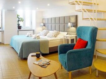 apartament w Krakowie w pobliżu Wawelu 8 osobowy