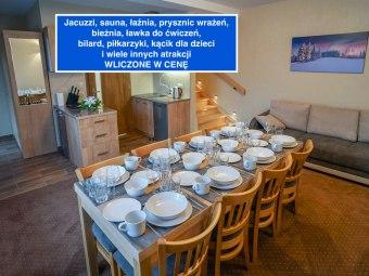 Apartamenty Liliowe / Domek / Apartamenty