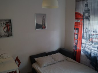 mini apartament