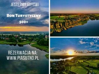 Terminy od 14.08- Piasutno-BON Turystyczny